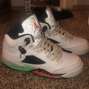 Air Jordan 5 retro high top GG (space jam)